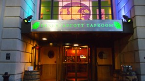 Night Out in Wilmington at the Ernest & Scott Taproom