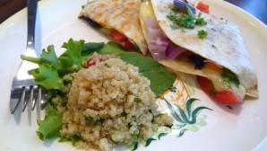 Eat Seasonal, Eat Local, Eat Well at Fresh Thymes Café!