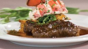 Sunday Brunch at The Rail Wine Bar & Grille