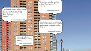 What Our Residents Have to Say About Living in Wilmington, DE