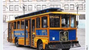 New Route & Schedule for Downtown Trolley