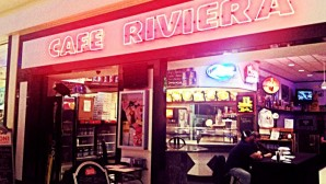 Café Riviera: Authentic Italian Delicacies in an Unexpected Location