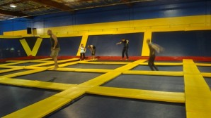 Spring To Life In Wilmington: Introducing The All-New Trampoline Park