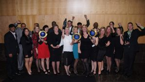 The Buccini/Pollin Group Awarded Management Company of the Year  at The Delaware Apartment Association's 2014 Annual Award Dinner