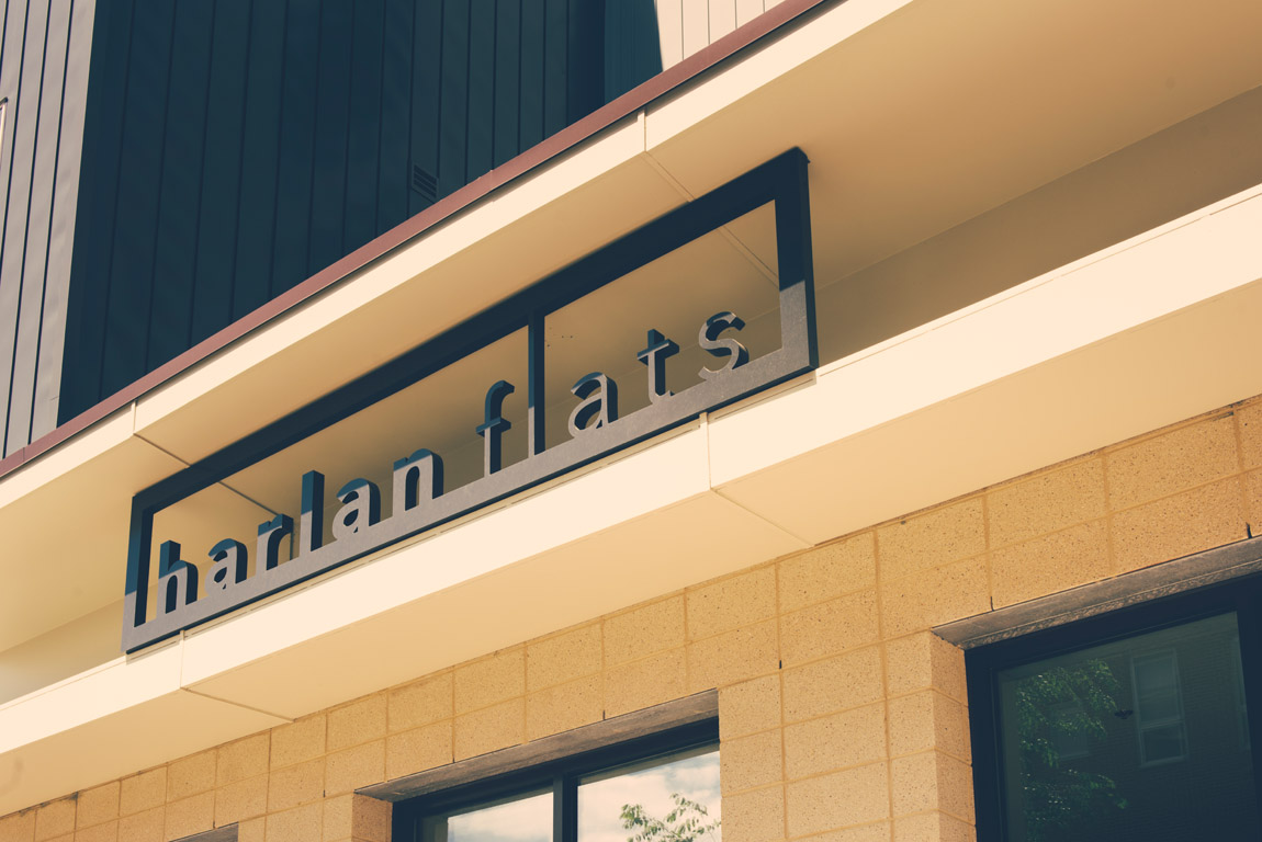 Downsizing? The Residences at Harlan Flats is the Place for You!