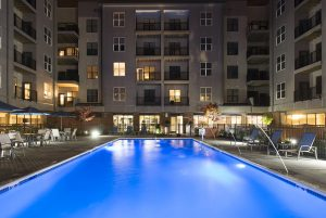 The Residences at Harlan Flats Pool