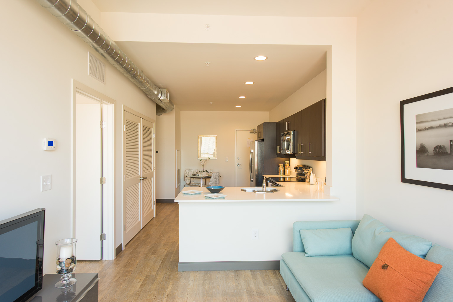 MKT Model Apartment