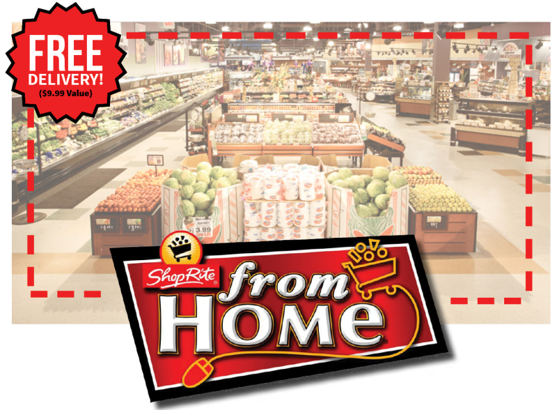 ShopRite from Home: Grocery Shop Without Leaving ResideBPG (Delivery is Free!)