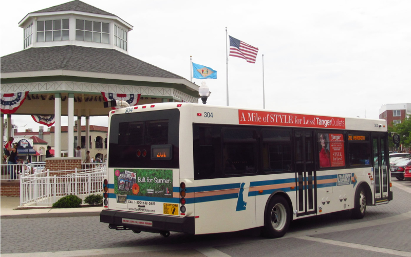 Grab Your Swimsuits and SPF, ResideBPG: DART's Route 305 Beach Connection is Back in Action!