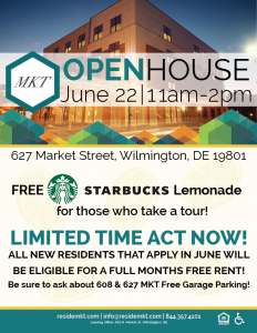 ResideMKT Open House feat. Starbucks