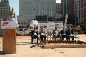 The Residences at Mid-town Park Groundbreaking