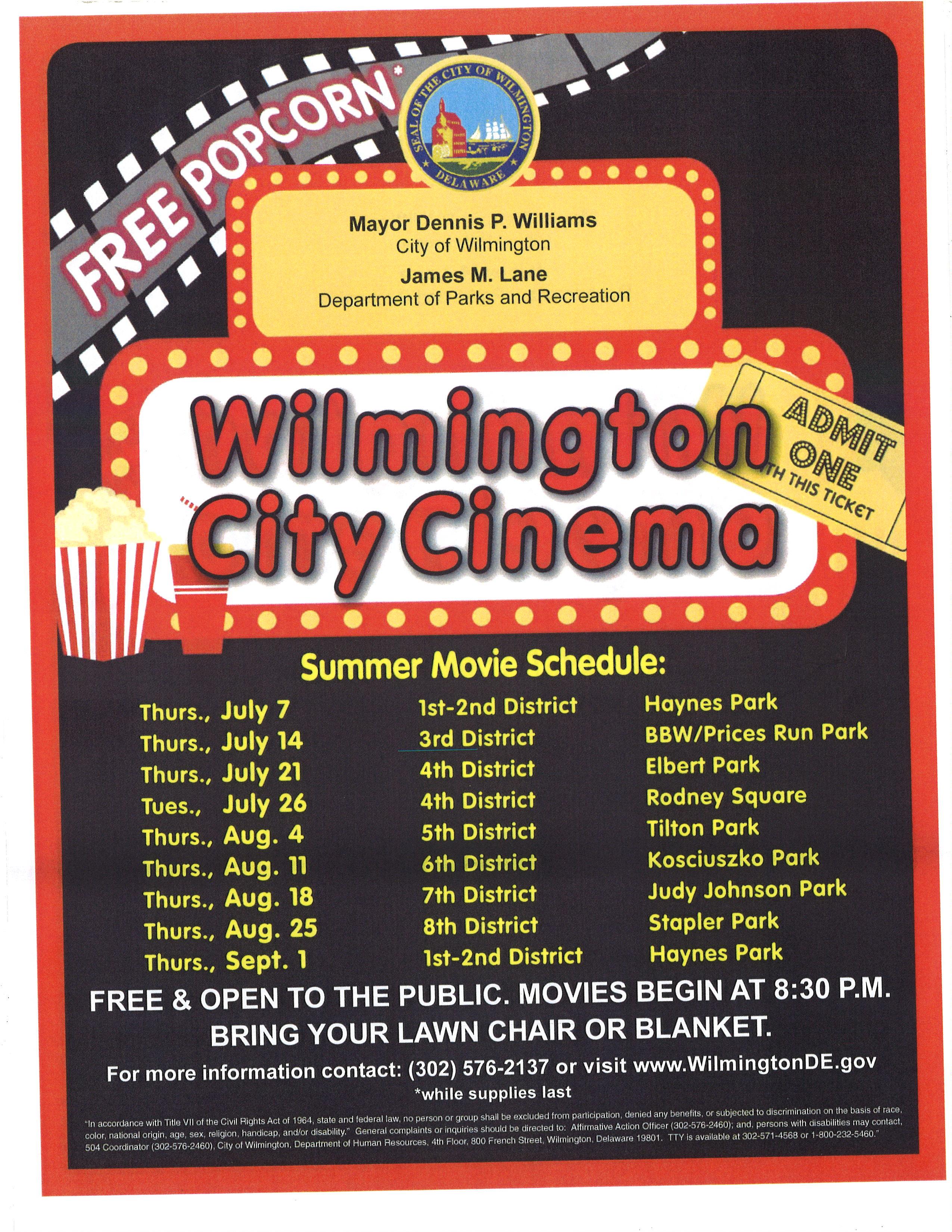 Events downtown wilmington DE