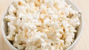 FREE Movies & Popcorn!