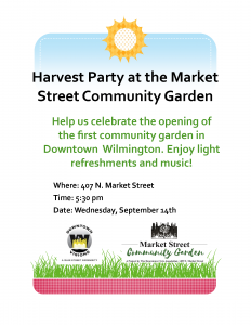 ResideBPG Market Street Harvest Party