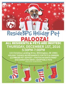 ResideBPG Holiday Pet Palooza