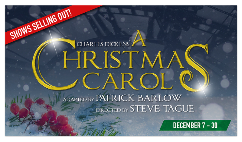 The Holidays Are Incomplete Without the Delaware Theatre Company's Performance of 'A Christmas Carol'