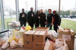ResideBPG Holiday Food Drive