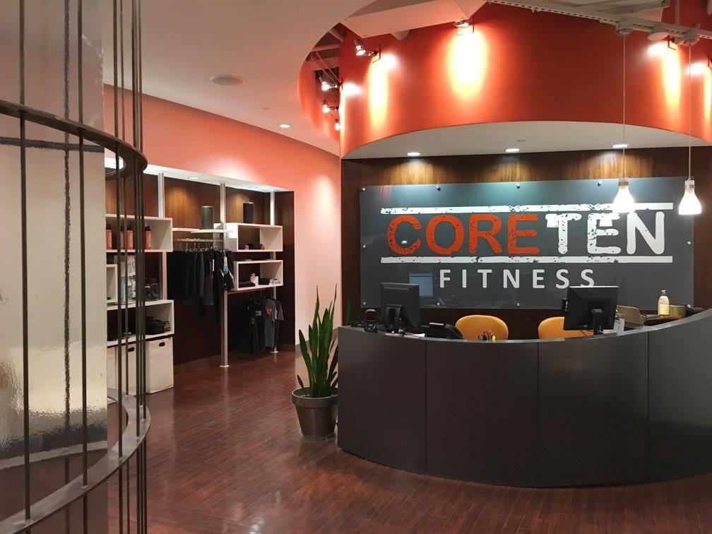 CoreTen Fitness Wilmington DE