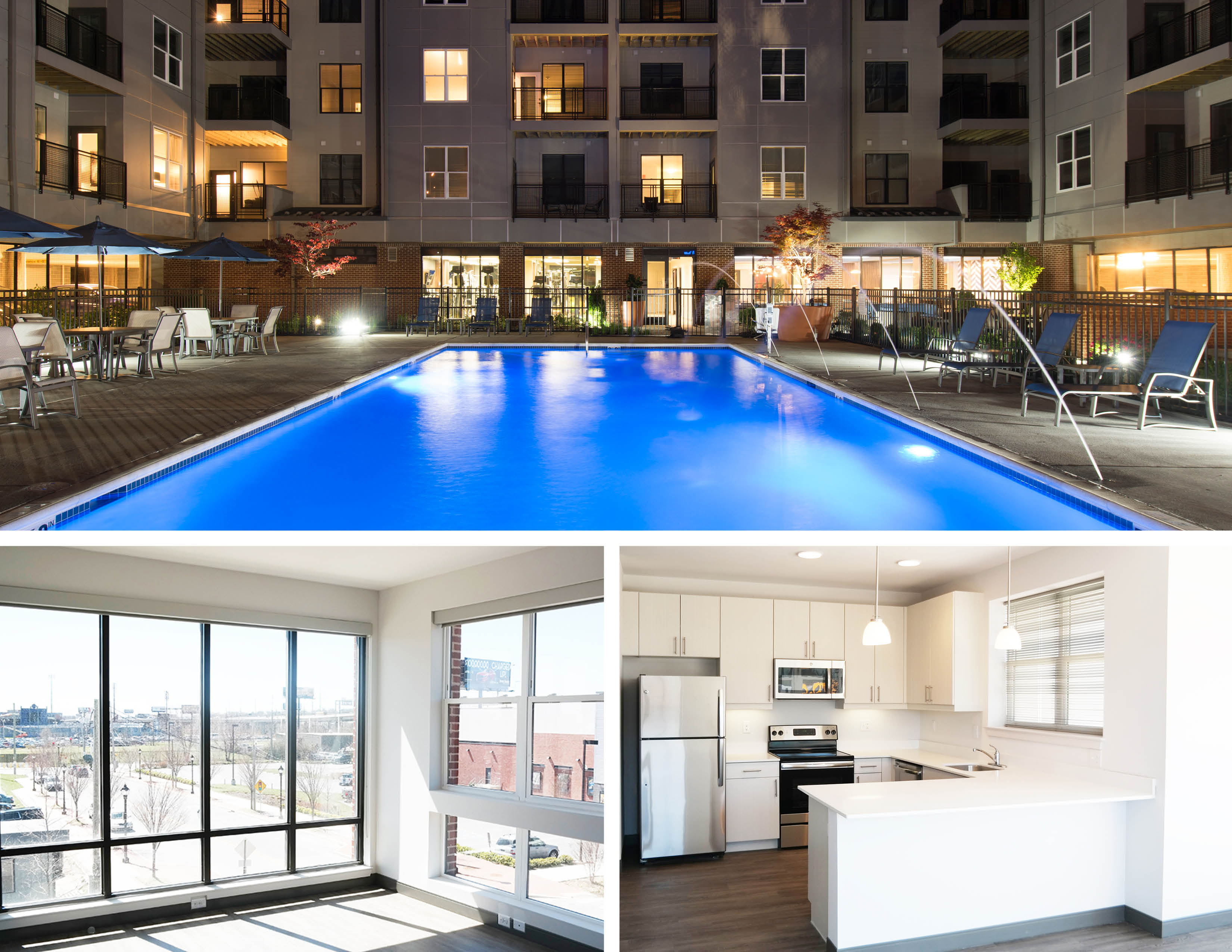 The Next Phase of Harlan Flat's Brand New Riverfront Apartments are Now Open!