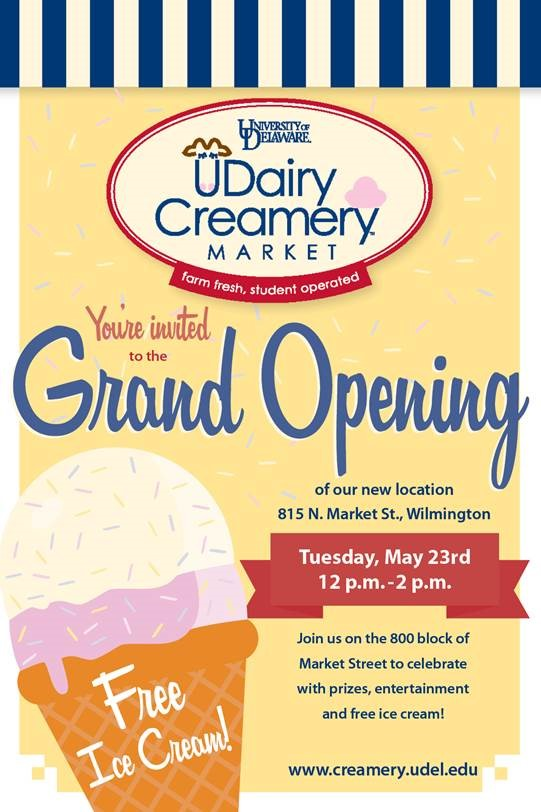 UDairy invitation