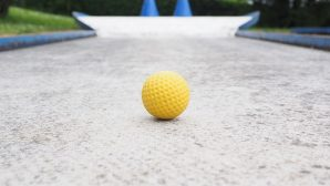 Bring Your Golf Skills to Riverfront Mini Golf