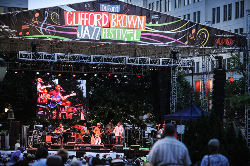 A FREE Jazz Festival Steps Away from Your ResideBPG Apartment