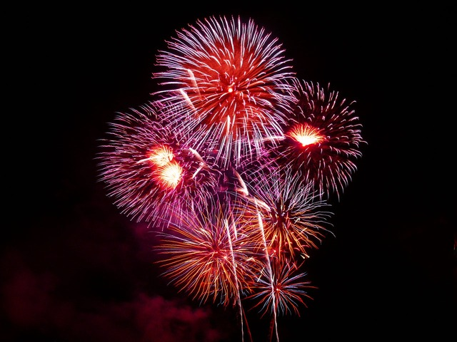 Don't Miss the Fireworks and Fountains Shows at Longwood Gardens