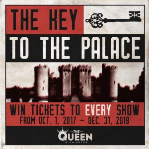 Free Queen tickets for a year