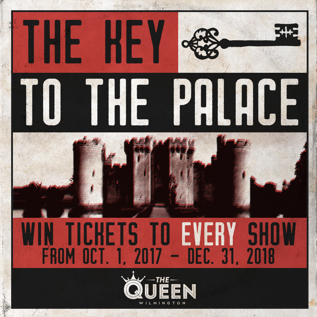 Win FREE Tickets to the Queen for Three Months!