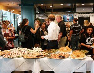Cafe Mezzanotte Free food