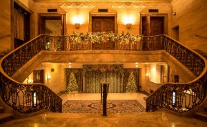 Hotel du Pont Holiday events