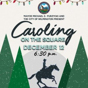 Rodney Square Tree Lighting