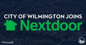 Wilmington Joins Nextdoor