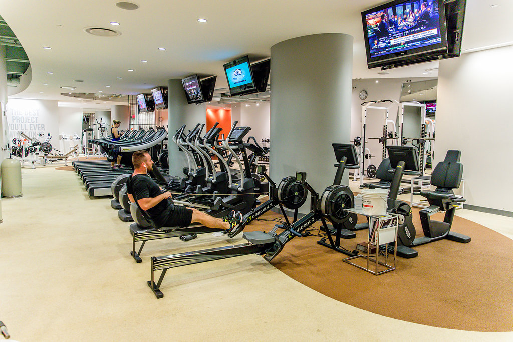 Stick to your New Year's fitness resolutions with a discounted membership to CoreTen Fitness!