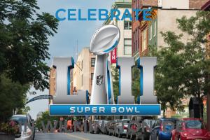 Super Bowl LII in Wilmington DE
