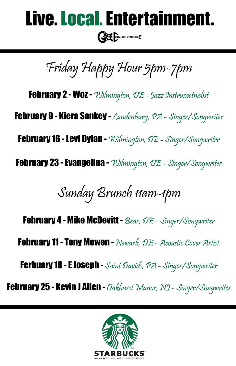Starbucks Monthly Schedule February 2018_opt
