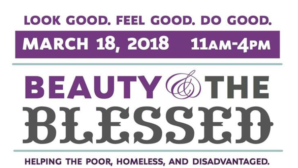 Beauty and the Blessed Fundraiser at Currie Salon
