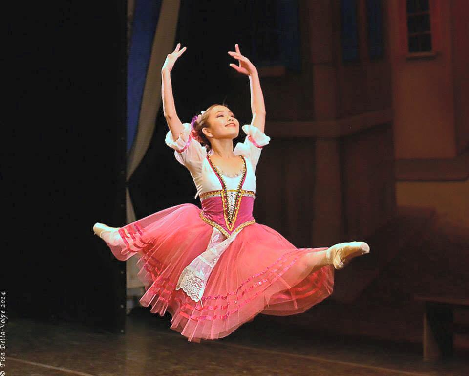 Dance into Springtime at the First State Ballet Theatre Gala!