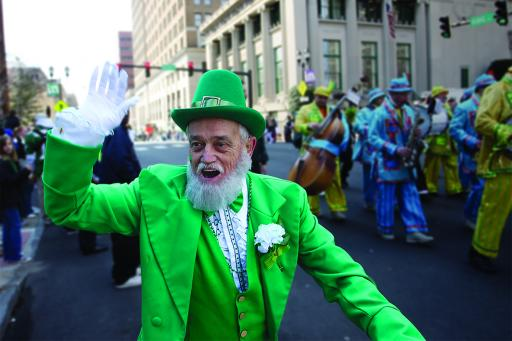 Break Out Your Green for Wilmington's St. Patrick's Day Festivities This Weekend!