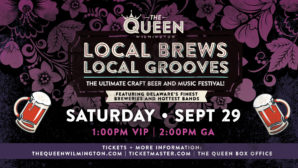 Local Brews and Local Groove at The Queen