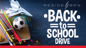 Support Local Students in Need: Participate in our Back To School Donation Drive!