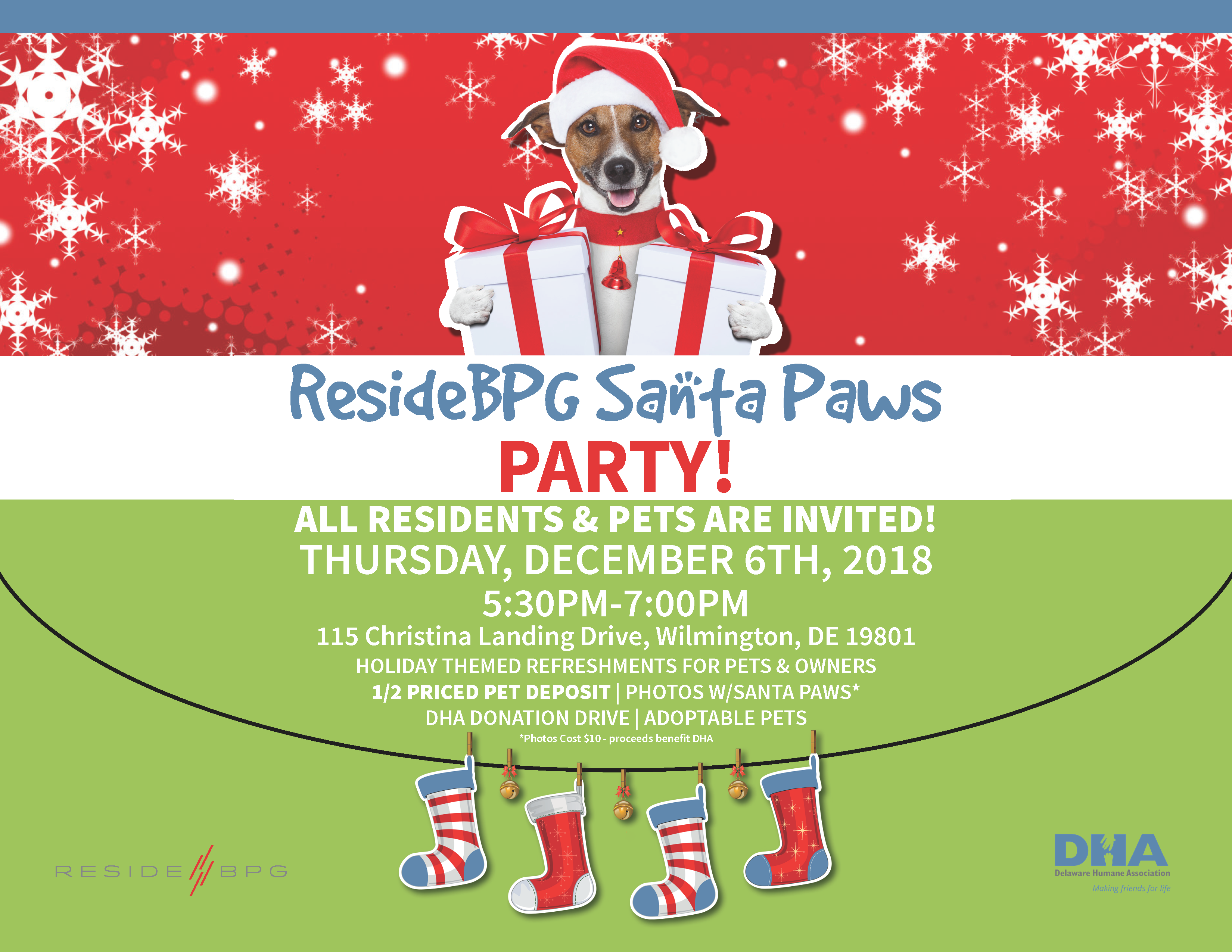ResideBPGSantaPawsParty2018