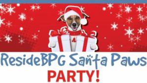Annual ResideBPG Santa Paws Party Benefiting DHA