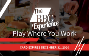 BPG Associate Perks Discount Card
