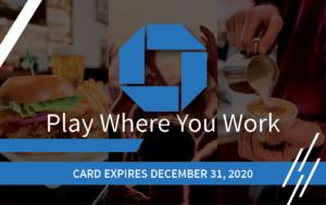 JP Morgan Chase Associate Perks Discount Card