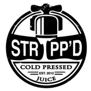 Stripp'd Juice logo