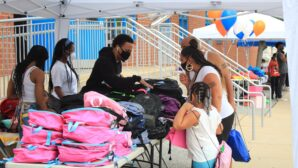 ResideBPG Helps Provide School Supplies For 200 Students