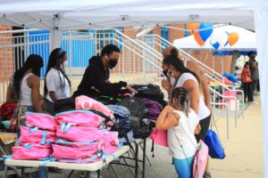 ResideBPG School Supply Drive at The Warehouse