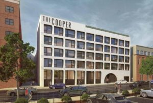 The Cooper Wilmington DE Exterior Rendering