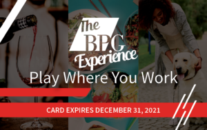 BPG Play Where You Work program